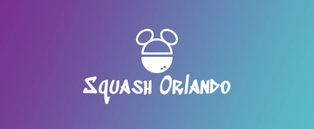 Squash Orlando Cover White