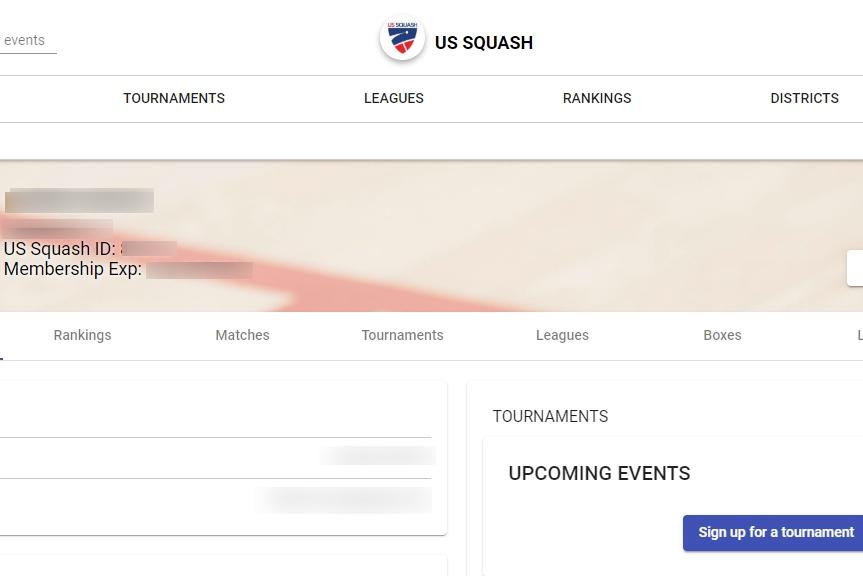 Club Locker Profile with Orlando Squash