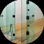 Squash courts in squash club in orlando florida
