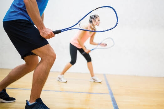 Squash players in Squash Orlando